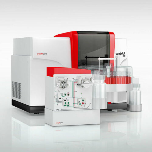 AAS spektrometre