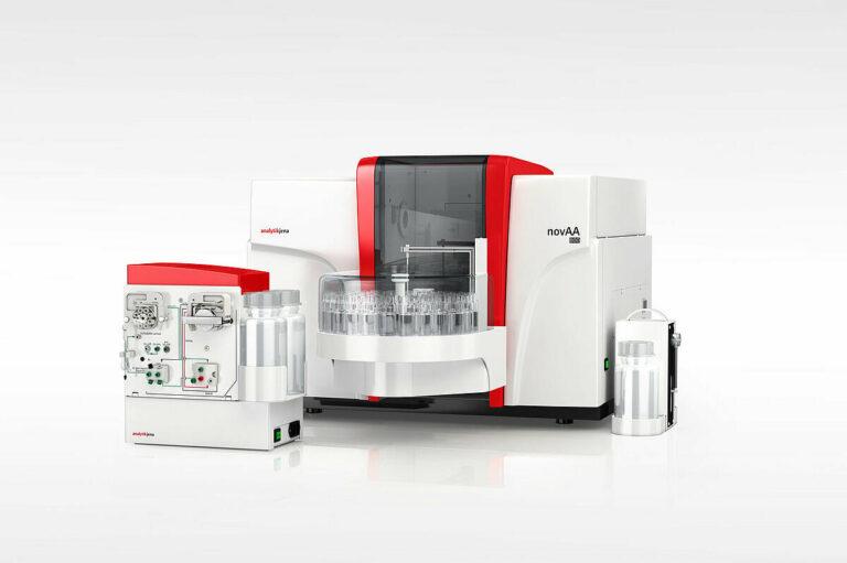 novAA800 s dávkovačom AS-FD a hydridom HS60