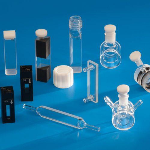 Kyvety a štandardy pre spektrometriu