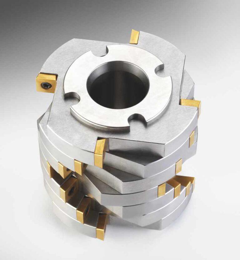 frézový rotor s vymeniteľnými britmi
