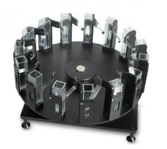 15 pozíciový karusel