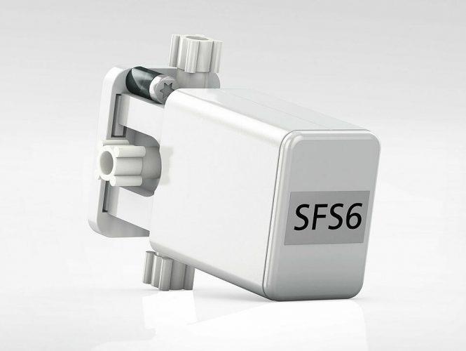 SFS systém pre plameň