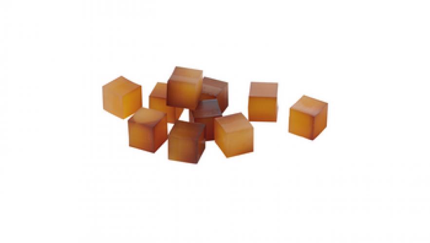 Vulkollan-cubes-for-sieving